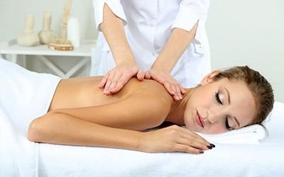 Рефлексотерапия, Медицинский массаж