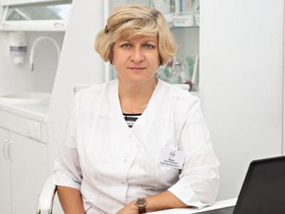 Лесина Ольга Николаевна