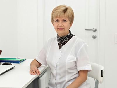 Голубкова Елена Федоровна